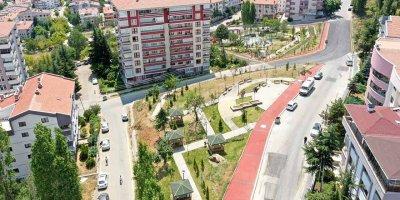 Çankaya'nın yeni parkları halkın hizmetinde