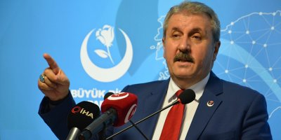 Destici'den İstanbul Sözleşmesine tepki