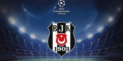 Beşiktaş, Yunanistan ekibi PAOK ile eşleşti
