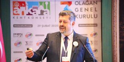 Ankara Kent Konseyi'nden salgın çağrısı