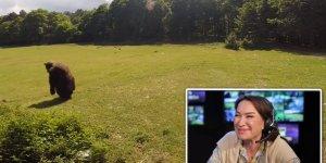 Çok Aramızda - Nükhet Duru'yu korkutan helikopter şakası
