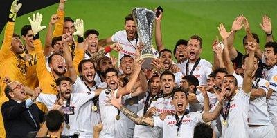 UEFA Avrupa Ligi Kupası, 6. kez Sevilla'nın