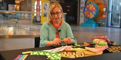 Ankaralı kadınlar sanatla buluşuyor