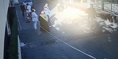 Özel güvenliğin dikkati kadın cinayetini önledi