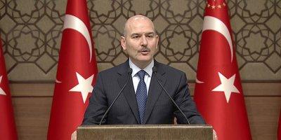 Bakan Soylu'dan İstanbul Barosu'na sert tepki