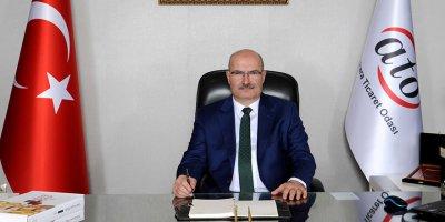 ATO Başkanı Baran'dan 30 Ağustos Zafer Bayramı Mesajı