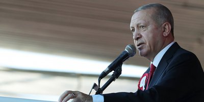 Cumhurbaşkanı Erdoğan: Hodri meydan