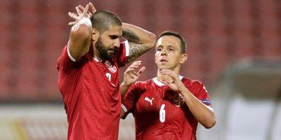 Türkiye Sırbistan'dan 1 puanla döndü