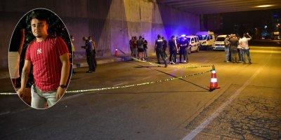 Dolmuş şoföründen sokak ortasında kanlı infaz