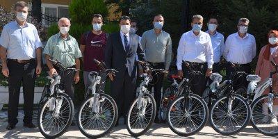 Pandemi sürecinde bisiklet sporuna teşvik