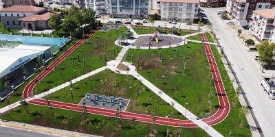 30'uncu park tamamlandı