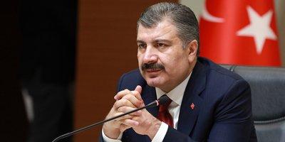 Bakan Koca'dan Türkiye geneli verileri
