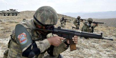 Azerbaycan: 'Ermenistan Ordusu 550'den fazla asker kaybetti'