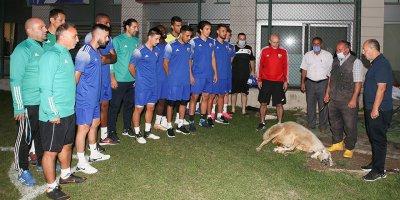 Ankaraspor'dan kurbanlı başlangıç