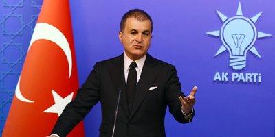 """Ak Parti Sözcüsü Çelik: """"Ermenistan haydut devlet gibi davranıyor. """""""