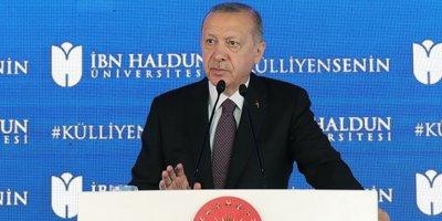 Cumhurbaşkanı Erdoğan'dan eğitimde reform açıklaması