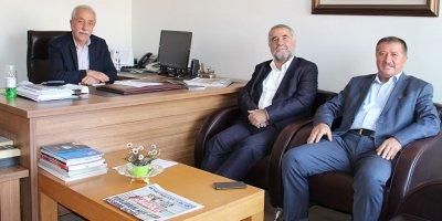 Ahmet Sandal'dan 37. yıl ziyareti