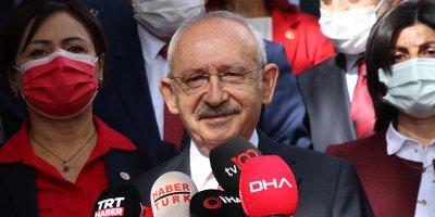 """Kılıçdaroğlu: """"Cumhuriyetin ilanı bizim en büyük devrimimizdir"""""""