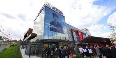 Mustafa Kemal Atatürk Spor Merkezi hizmete açıldı