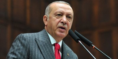 Erdoğan, yazar Ahmet Kekeç'in mezarını ziyaret etti