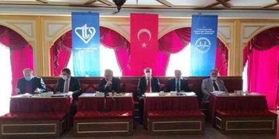 İlçe müftüleri Kasım ayı toplantısı Çubuk'ta yapıldı