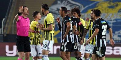 Fenerbahçe 3 - 4 Beşiktaş Maç Özeti ve Golleri İzle