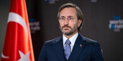 Fahrettin Altun, TRTWorld Forum'da konuştu