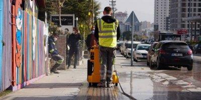 Büyükşehir görme engellilere yardımcı oluyor
