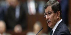 Davutoğlu AK Parti grubunda konuştu