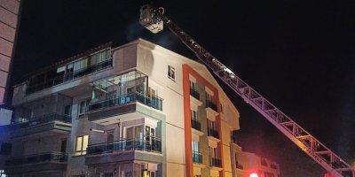 Başkent'te 2 ayrı yangın