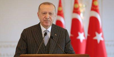 Cumhurbaşkanı Erdoğan'dan önemli aşı açıklaması
