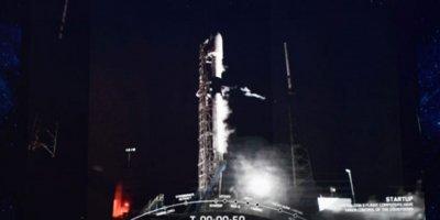 Türksat 5A uydusu uzaya fırlatıldı