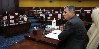 Başkan Şimşek'ten Gölbaşı Belediyesi memurlarına müjde