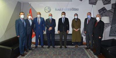 MEB, ASO ve ATO'dan mesleki eğitim iş birliği