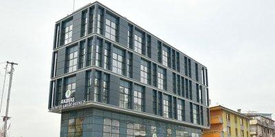 Akdere Bilim ve Sanat Merkezi açılış için gün sayıyor