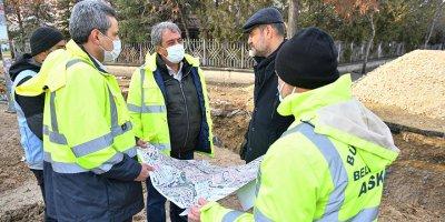 ASKİ'den Ankara Çayı'nda temizlik
