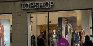 Topshop, Türkiye'deki mağazalarını kapatma kararı aldı