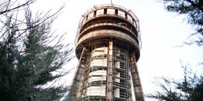Ali Kuşçu Gökbilim Merkezi'nin restorasyonu devam ediyor