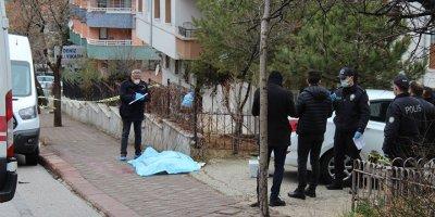 Ankara'da arkadaş cinayeti