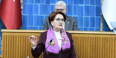 Meral Akşener'den 'esir' uyarısı