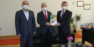 MEYAD'dan Ahi Evran Üniversitesi'ne ziyaret