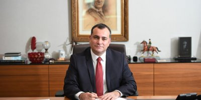 """Başkan Taşdelen'den """"Dünya Kadınlar Günü"""" mesajı"""