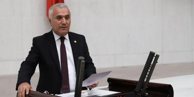 CHP'li Yeşil:TÜİK başkanı değiştikçe enflasyon ve işsizlik düşüyor