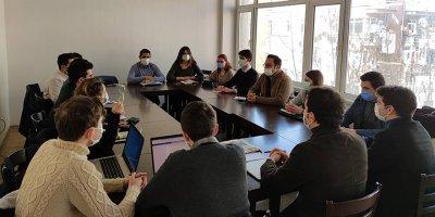 TGB Ankara'dan HDP Kapatılsın Mitingi çalışması