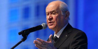 Devlet Bahçeli yeniden MHP Genel Başkanı seçildi