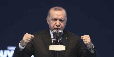 Cumhurbaşkanı Erdoğan, yeniden AK Parti Genel Başkanı seçildi