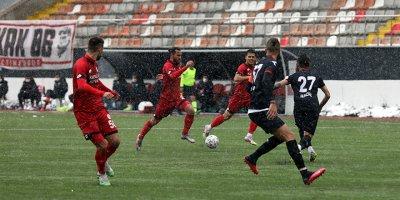 Etimesgut gol yağdırdı: 5-0