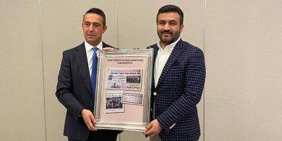 Ankara bölgesi kulüplerinin başkanları bir araya geldi