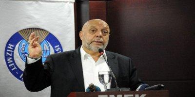 Mahmut Arslan'dan dan 103 emekli amiralin yayımladığı bildiriye tepki