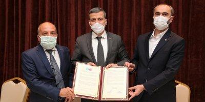 Gazi Üniversitesi ile Türkiye Bowling Federasyonu işbirliği protokolü imzaladı